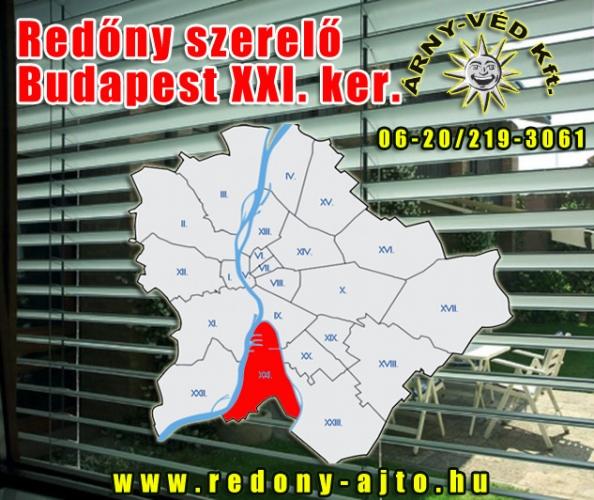 Redőny rendszerek szerelése, készítése, javítása csak minőségi alapanyagokból Budapest XXI. kerületben.
