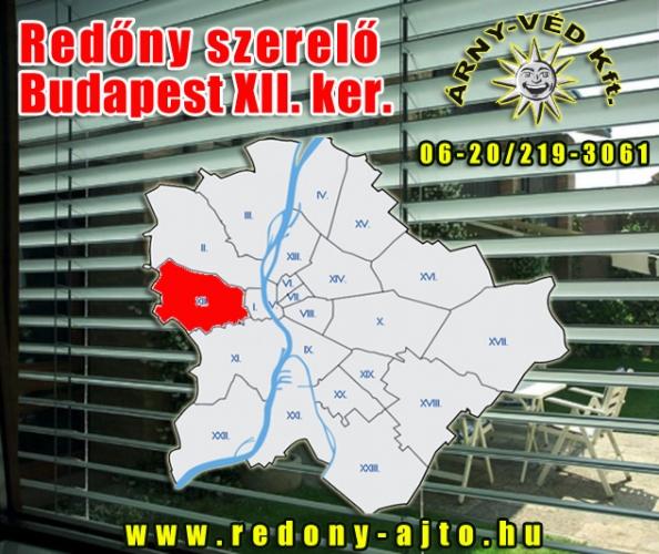 Motoros redőnyök, hagyományos redőnyök szerelése, javítása, készítése kizárólag csak minőségi alapanyagokból Budapest XII. kerület.